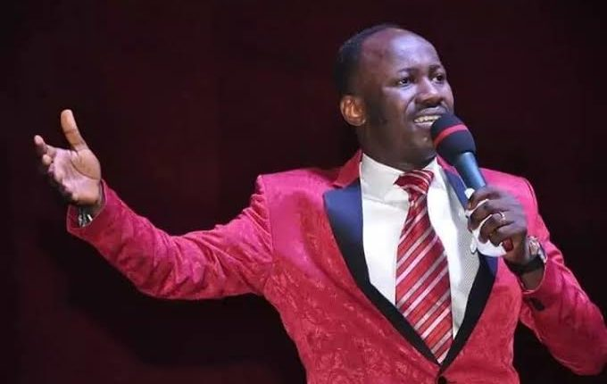 Allow Us To Go Into Isolation Centres And Heal Coronavirus Patients – Apostle Suleman Challenges FG (Video)