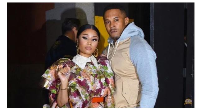 Drama As Nicki Minaj & Husband Reportedly Break Up