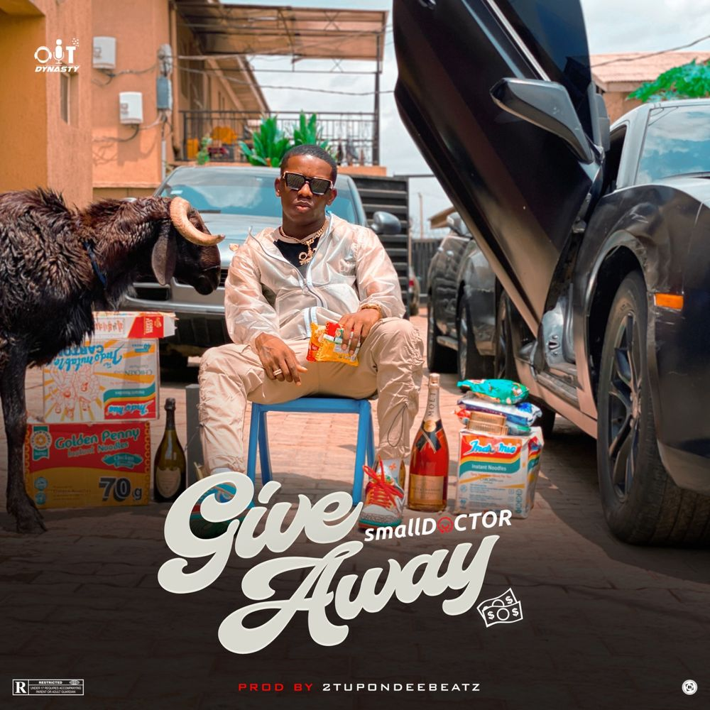 DOWNLOAD: Small Doctor – GiveAway (mp3)