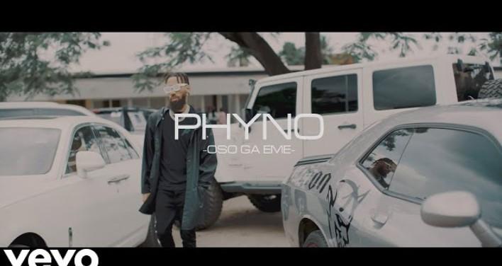 VIDEO: Phyno – Oso Ga Eme | mp4 Download