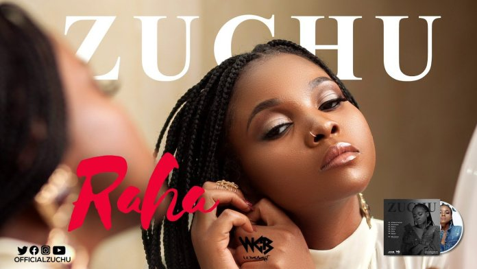 DOWNLOAD: Zuchu – Raha (mp3)