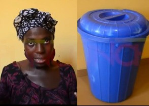 22-year-old lady who drowned her one-year-old baby in Lagos speaks on why she did it (video)