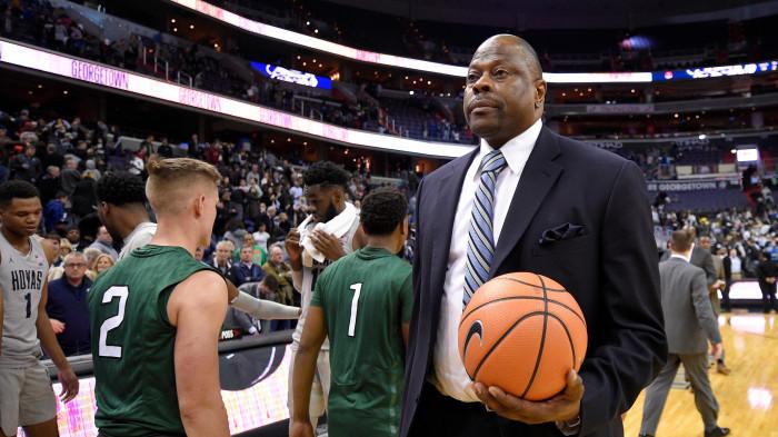 Basketball legend, Patrick Ewing hospitalized after testing positive for Coronavirus
