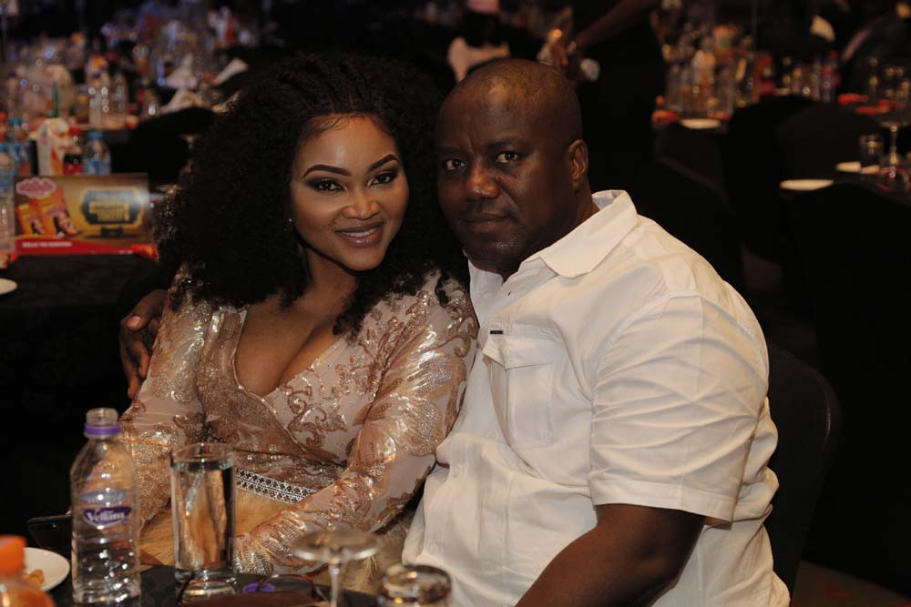 Mercy Aigbe's ex-hubby, Lanre Gentry denies remarrying; says the actress is still part of his life