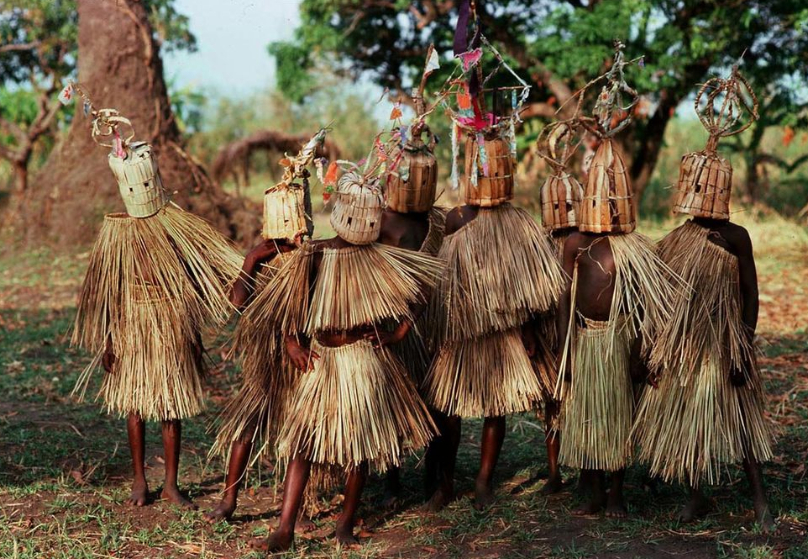 See This African Tribe That Has Held On To Their Custom For Centuries Without Changing It