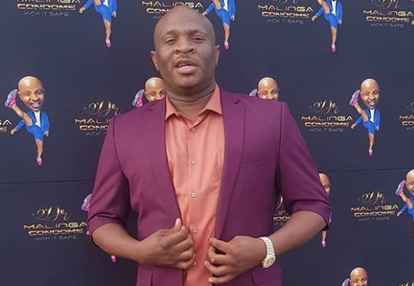 Photo: Dr Malinga welcomes a set of twins with wife