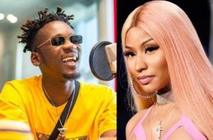 Mr Eazi Announces Collaboration With Nicki Minaj and Major Lazer