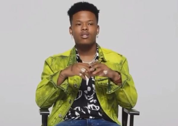 "Nasty C's ""There They Go"" certified Gold"