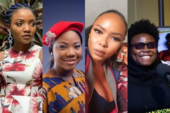 Top 10 Naija songs by Female artists