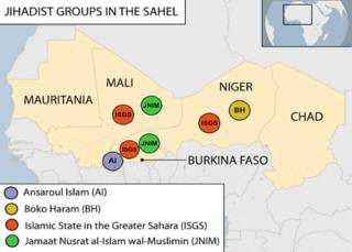 Africa's Sahel becomes latest al-Qaeda-IS battleground