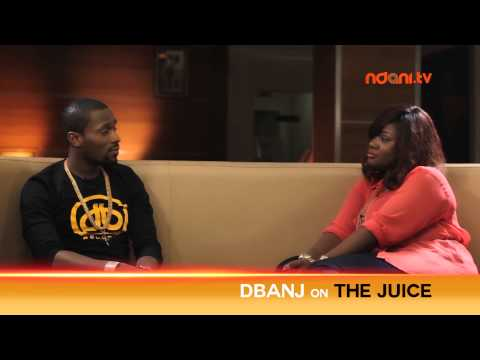 VIDEO: Dbanj on The Juice with Toolz (Interview)