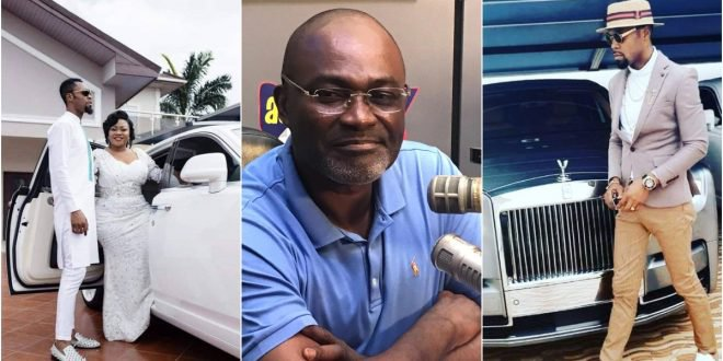 Check out Rev. Obofour reply to Kennedy Agyapong