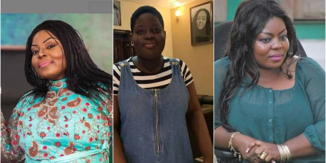 Maame Yeboah Asiedu shares photos of her daughter as she celebrates her B-Day