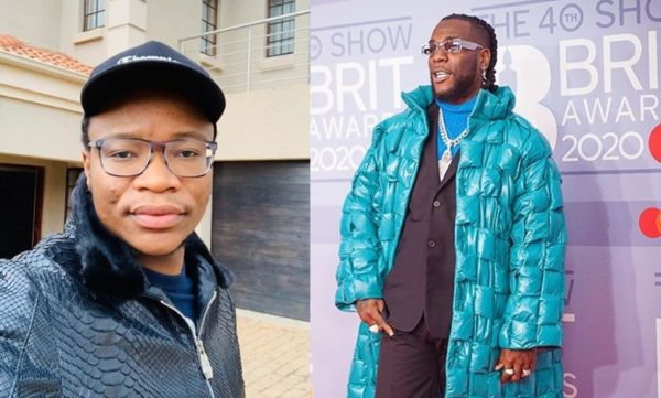 "Listen: Master KG teases ""Jerusalem"" remix featuring Burna Boy"