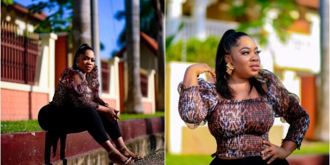 Moesha Boduong Gives a 'Free Show': Displays What Her Doctor Gave Her – Photos +Video