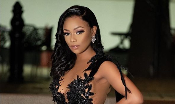 Bonang Matheba to try winning over ANC at the presidential level