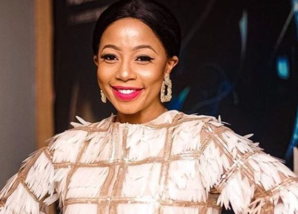 Kelly Khumalo opens up about her daughter not being a Meyiwa