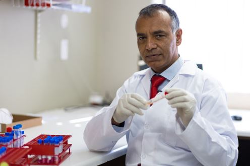 """""""When we say we have reached 100,000 cases, that is a complete underestimate"""" – Prof Madhi on Covid-19"""
