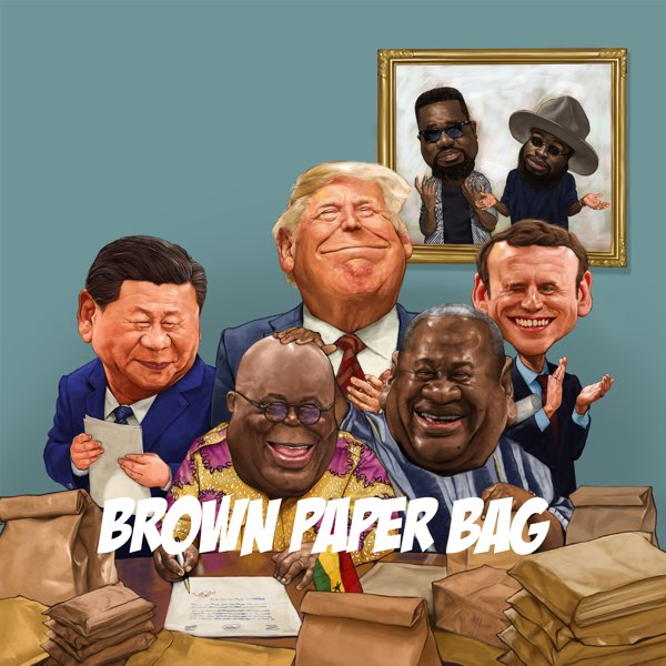 DOWNLOAD Sarkodie – Brown Paper Bag ft. M.anifest MP3