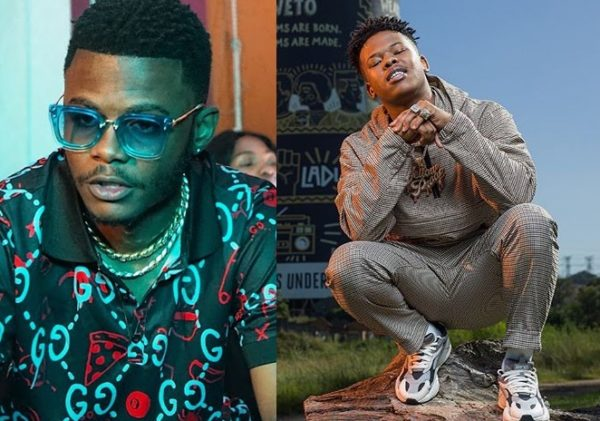 Tweezy and Nasty C freak out at the return of Ebola