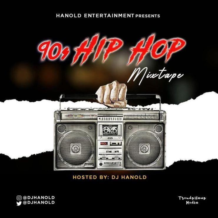 DOWNLOAD DJ Hanold – 90s Hiphop Old School Mixtape MP3