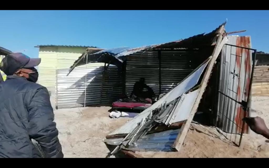 Cape Town lawmen face disciplinary hearing over eviction