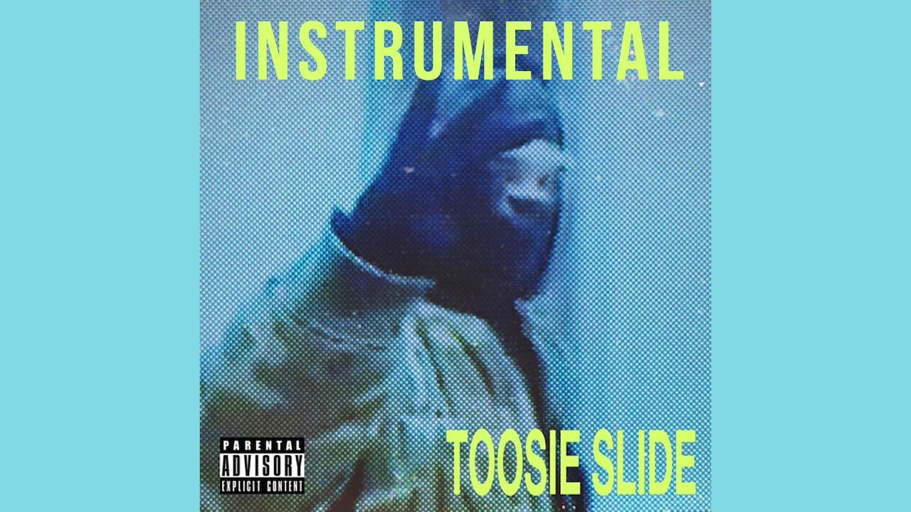 Download Instrumental: Drake – Toosie Slide