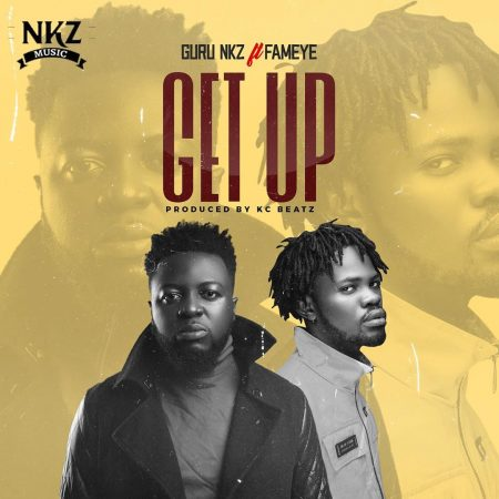 DOWNLOAD Guru – Get Up ft. Fameye MP3