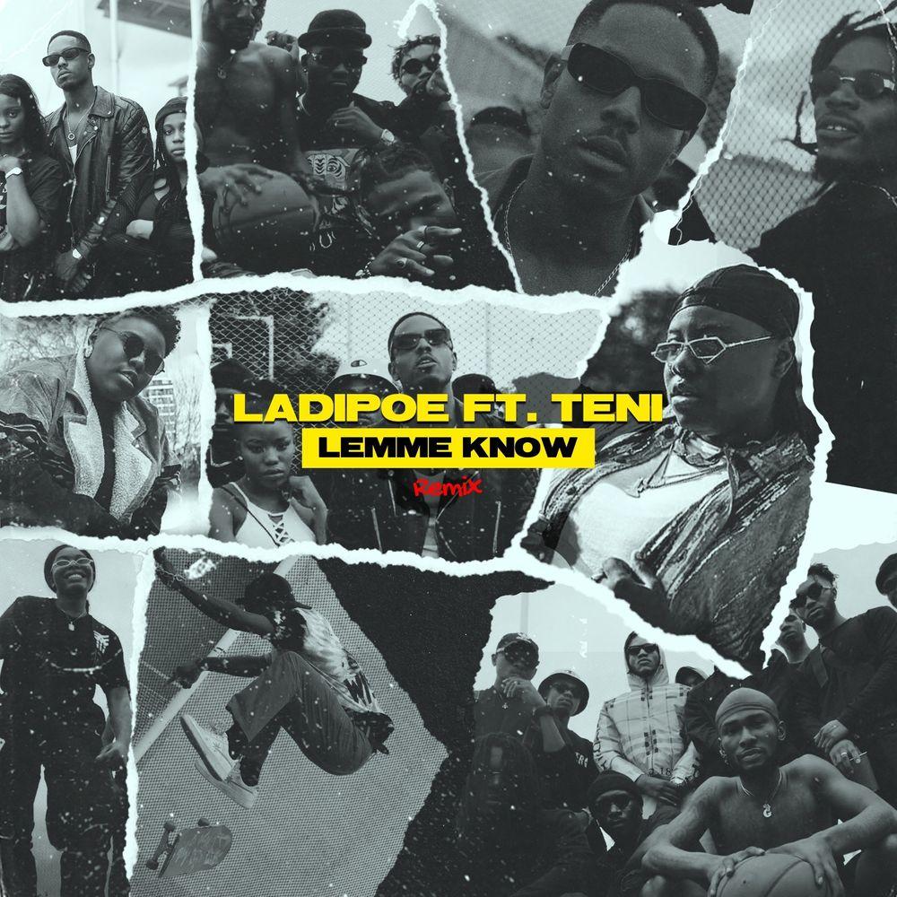DOWNLOAD LadiPoe ft. Teni – Lemme Know (Remix) MP3