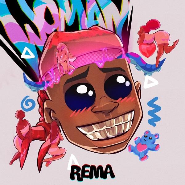 DOWNLOAD Rema – Woman MP3
