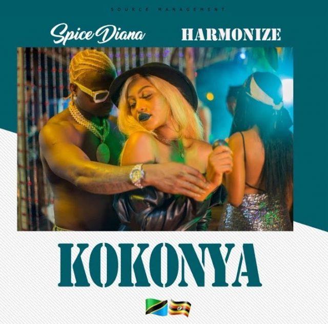 DOWNLOAD Spice Diana & Harmonize – Kokonya MP3