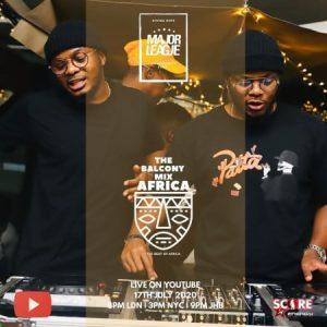 DOWNLOAD Major League – Amapiano Live Balcony Mix 24 MP3