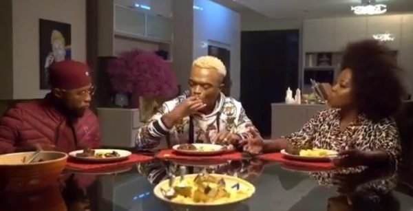Watch: Somizi's new TV show to premiere today with Rami Chuene as 1st guest