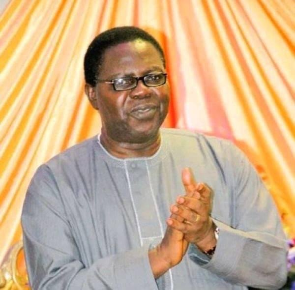 It's only a foolish old man that will say he wants to marry a very young lady who is just starting her life' – Ebenezer Obey