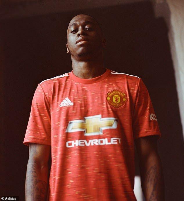 Manchester United release new jersey kits for 2020-2021 season (photos) • illuminaija