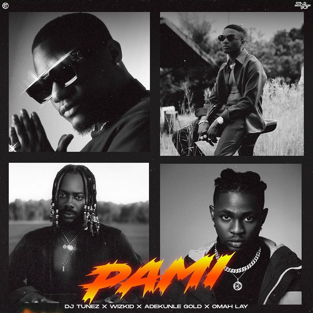 DOWNLOAD DJ Tunez – Pami ft. Wizkid, Adekunle Gold, Omah Lay MP3