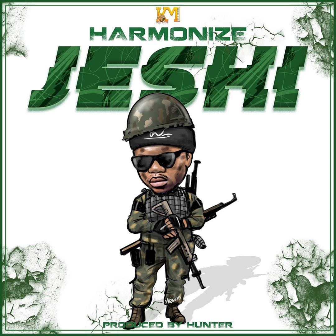 DOWNLOAD Harmonize – Jeshi MP3