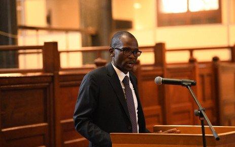 Deputy Finance Minister – David Masondo asked to step down