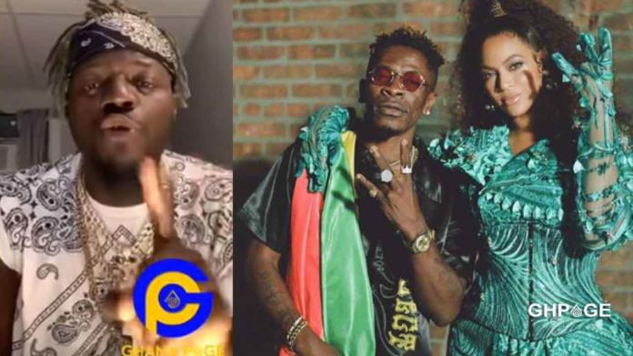 Shatta Wale and Beyoncè 'Already' music video is fake – Pope Skinny
