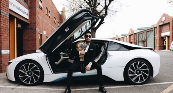 Top 6 SA celebrities with the most expensive cars