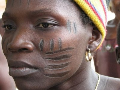 TRIBAL IDENTITY! Find Out What The Tribal Marks Of Different Nigerian People Mean?