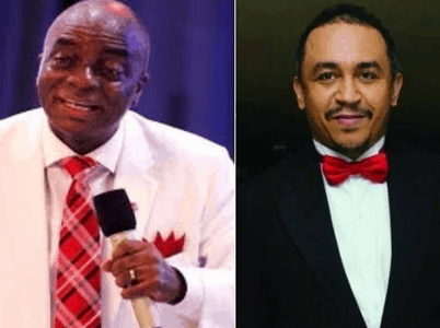 Submission goes both ways. It's not reserved for women alone – Feeeze replies Bishop Oyedepo