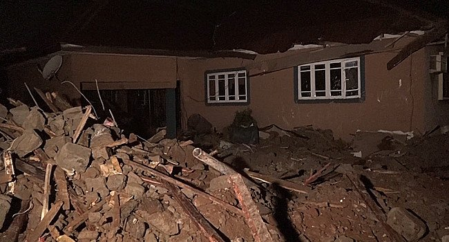 One dead, others injured as building collapses in Delta