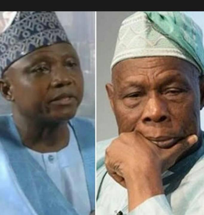 Obasanjo is Nigeria's 'divider-in-chief' – Garba Shehu