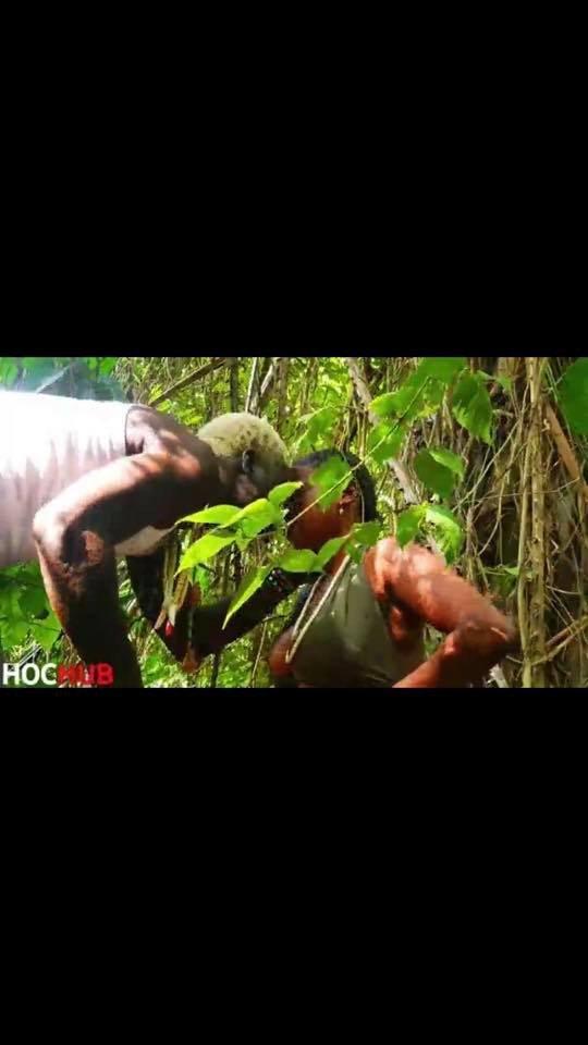 Osun police command confirms Kingtblakhoc's arrest; says he recorded a porn movie in an Osun-Osogbo shrine (photos)
