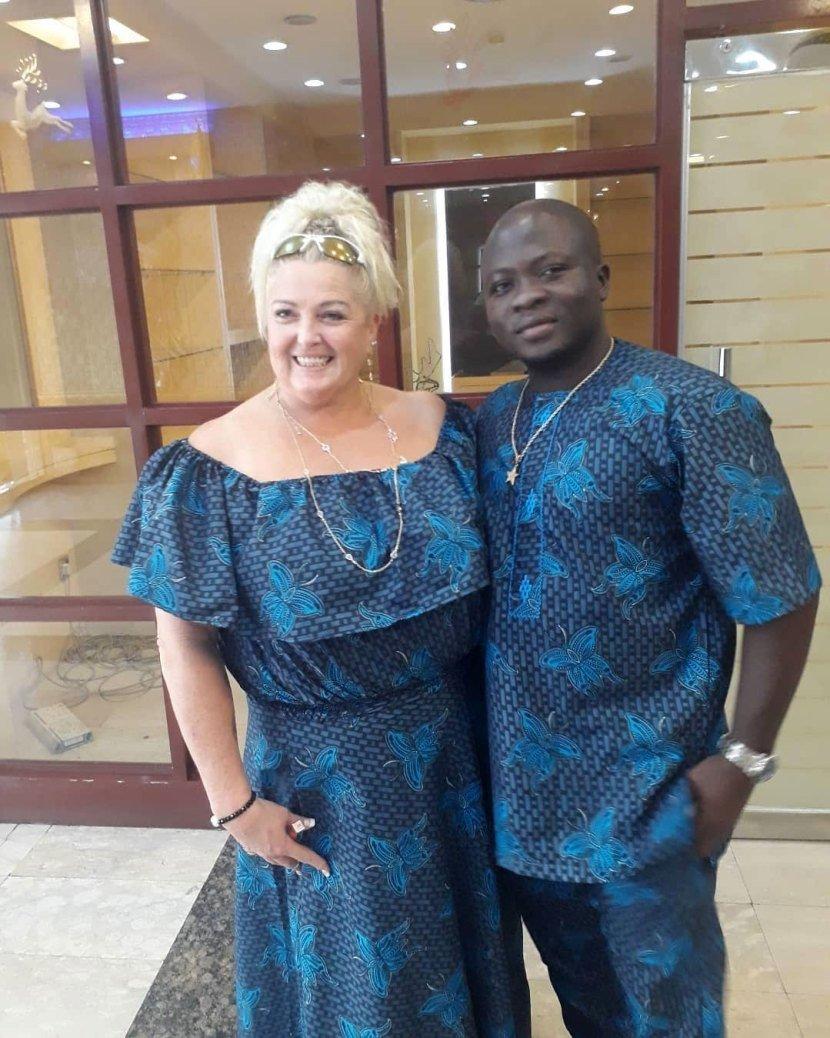 '90 Day Fiance' star Angela's mom was hospitalized on the night of her wedding to Michael Ilesanmi in Nigeria