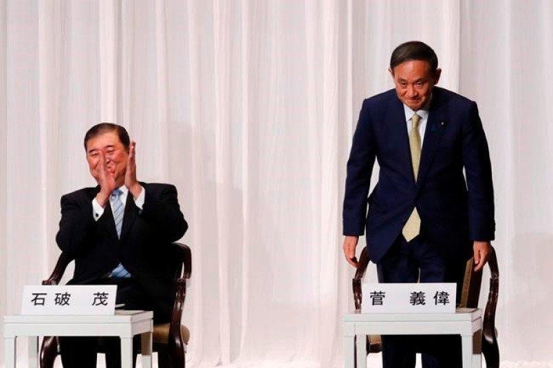 Yoshihide Suga picked to succeed Shinzo Abe as Japan's next Prime Minister