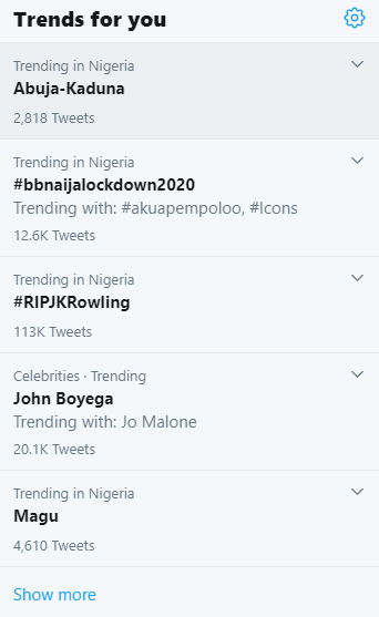 RIP JK Rowlings trends as the author's career is declared 'dead' because of her latest book which many say is transphobic