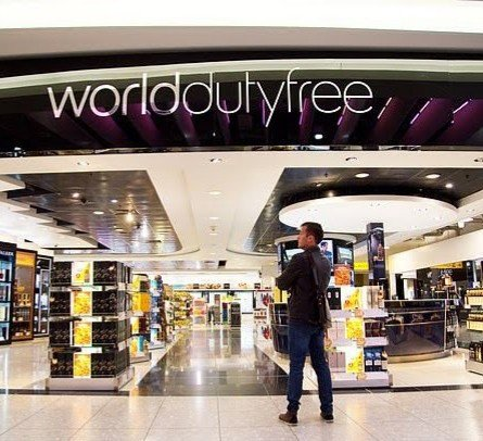 UK to end tax-free airport sales come January 2021