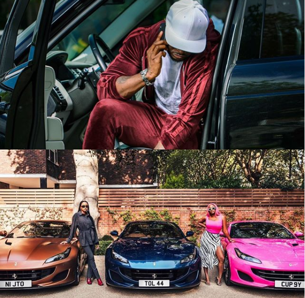 Make sure you are making money from trolling people – Peter Okoye tells keypad warriors as he reacts to Femi Otedola buying Ferraris for his daughters